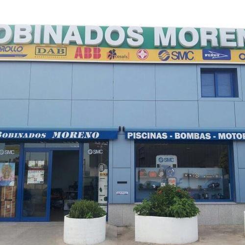 Taller de bobinado de motores eléctricos Arganda del Rey | Bobinados Moreno