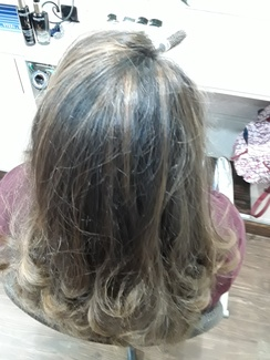 Mechas NATURALES