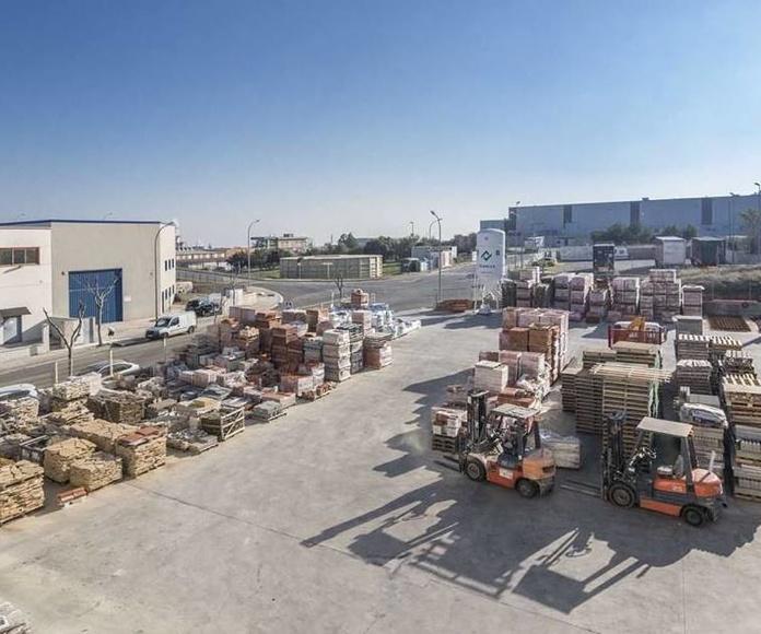 Construcción: Productos y Servicios de Expomat Alcover S.L.