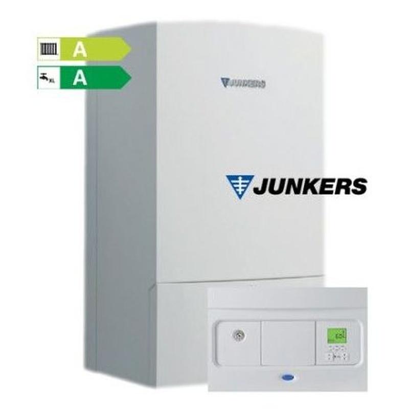 Junkers Cerapur Excellence Compact ZWB 30/36-1A: Productos de Cold & Heat Soluciones Energéticas