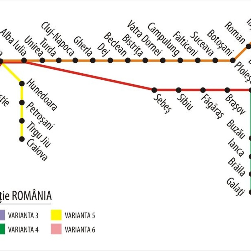Rutas a Rumanía: Servicios de Tabita Tour Madrid (Meco)