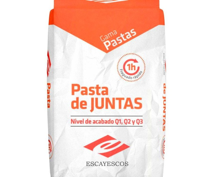 Pasta de juntas 1 H: Catálogo de Materiales de Construcción J. B.