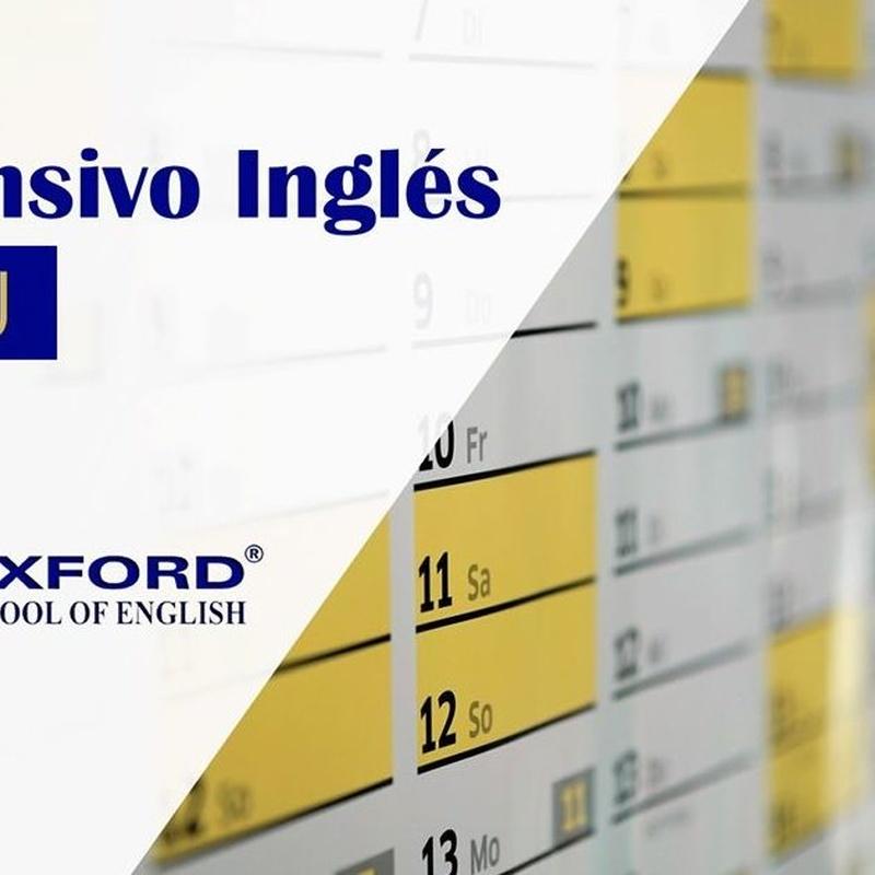 INGLÉS PARA 2º BACHILLERATO Y EvAU. 16-17AÑOS.: Cursos de Oxford School of English
