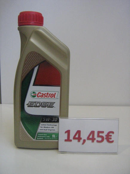 CASTROL 5W30: Servicios de Safety Car