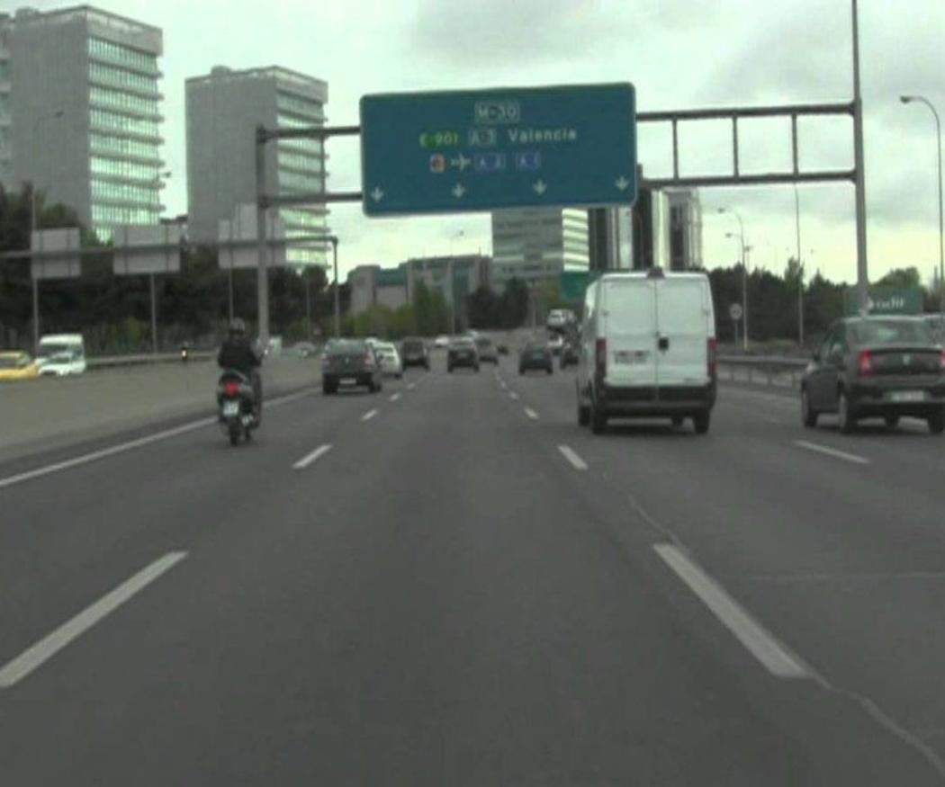 Trucos para no perderse en las carreteras de Madrid
