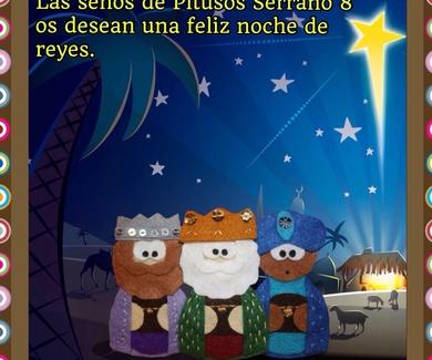Feliz noche de Reyes...