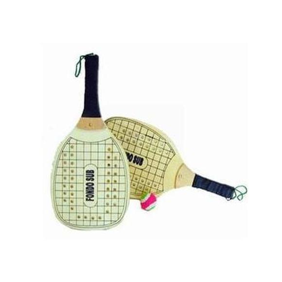 Set raquetas agujeros: Productos de Deportes Canariasana, S.L.