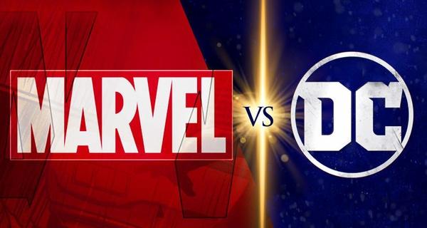¿Marvel o DC?