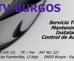 Sistemas de CCTV en Burgos | CCTV Burgos