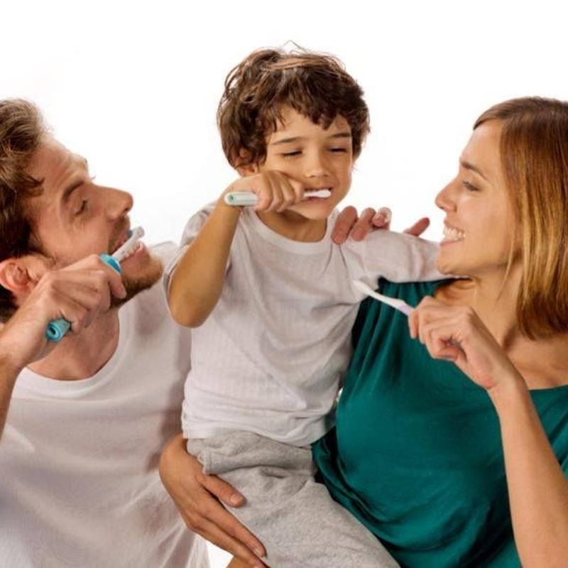 Odontología general: Tratamientos de Sonría Odontólogos
