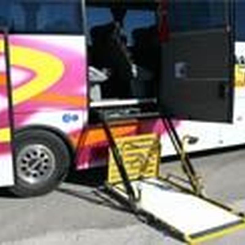 Servicio personalizado: Servicios de Autocares Torre Alta