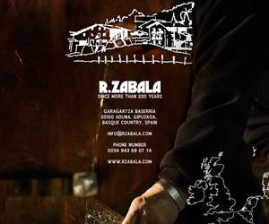 Book en inglés de Sidrería Zabala
