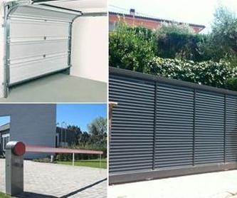 Carpintería de aluminio y PVC: Nuestros servicios de Cerrajería Pedrón