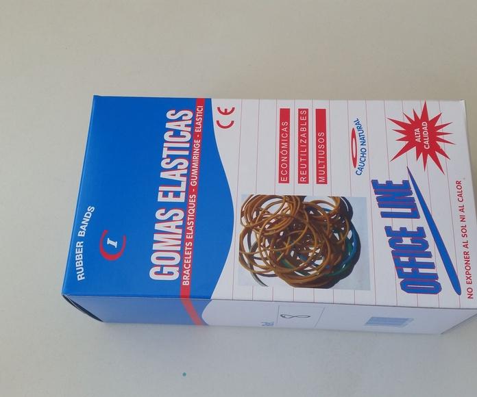 Cajas Gomas Elásticas de 1 kg: Productos y Servicios de Cobo Industrial Elastec