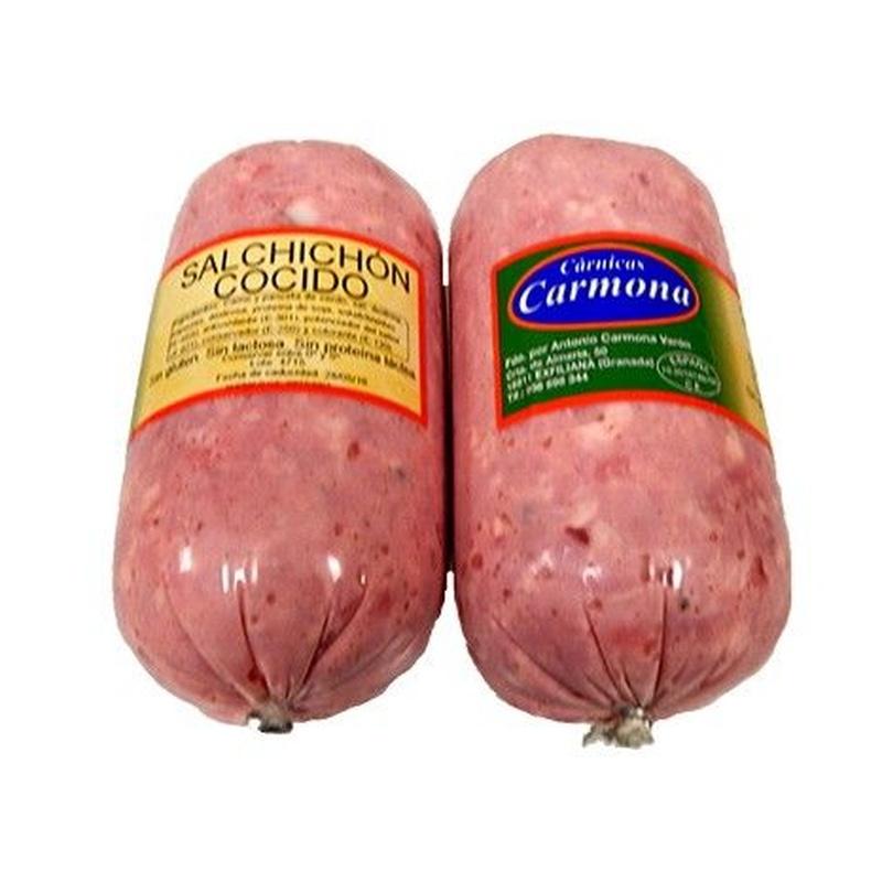 Cocidos: Productos de Cárnicas Carmona