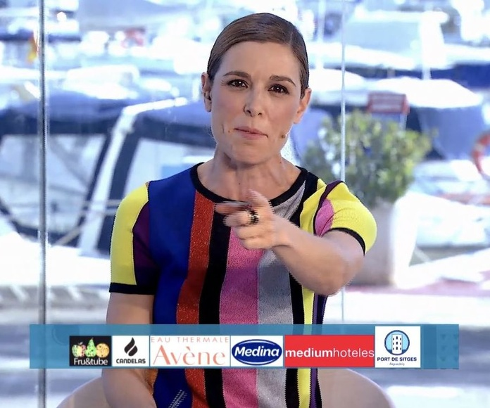 Raquel Sanchez Silva Programa LIKES