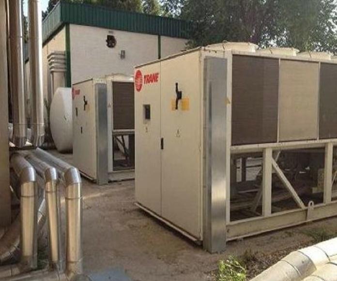 Trabajos realizados por Rahi Instalaciones Eléctricas - córdoba