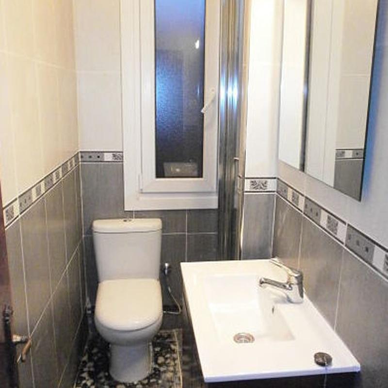 Reformas de baños: Reformas de Información