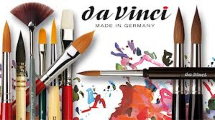 pinceles da vinci: Catálogo bellas artes de Artyman Madrid