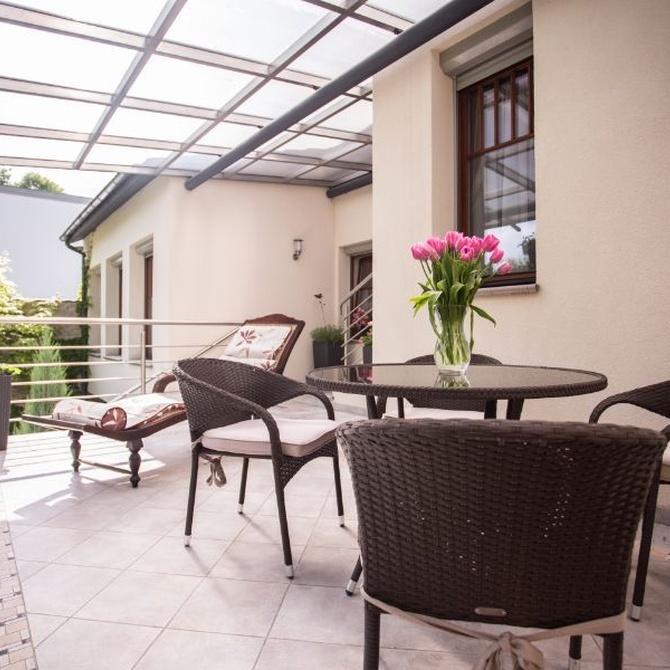 Se acerca el verano, toca renovar la terraza