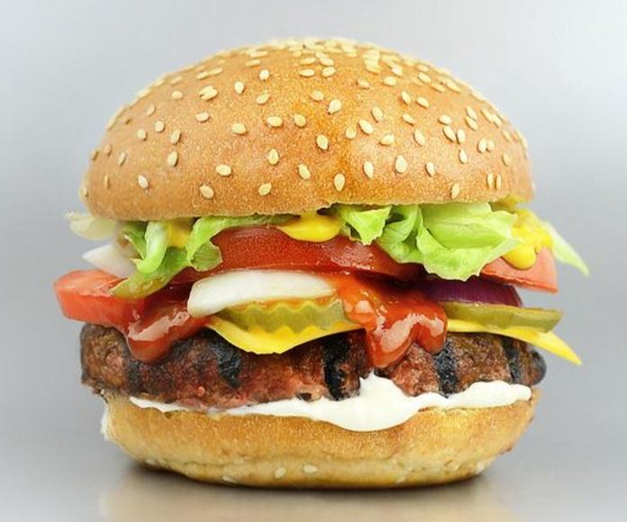 Carnes: tapas mediterraneas de Restaurante Llevant