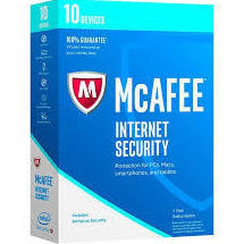 McAfee Internet Security 2016 Dispositivos Ilimita : Productos y Servicios de Stylepc