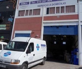 Alquiler renting: Servicio lavandería industrial de Lavandería Industrial Robila
