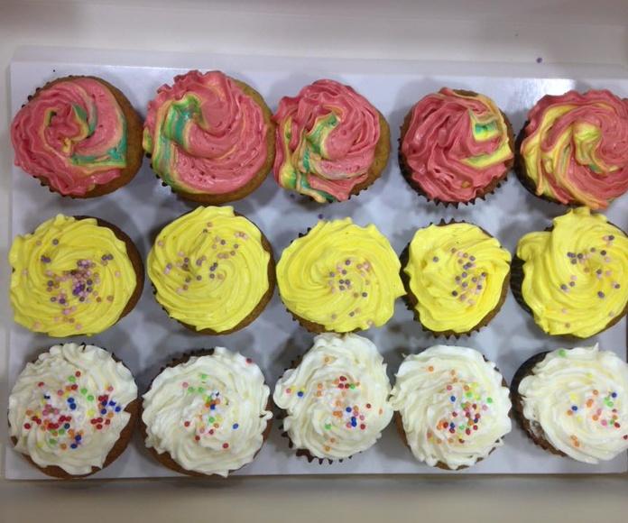 Cupcakes: Productos y servicios de Dulces PK2