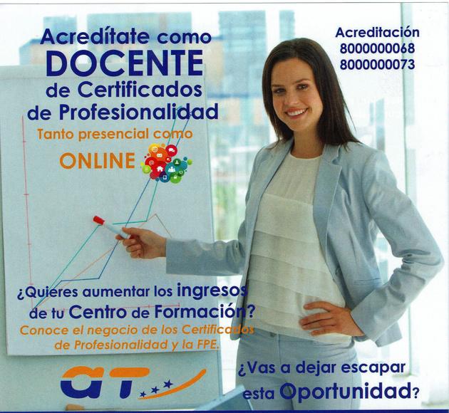 curso docencia pra certificados de profesionalidad: CATÁLOGO de Autoescuela San Cristóbal
