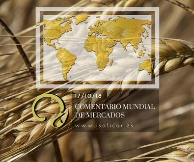 Informe internacional de mercados 17.10.18