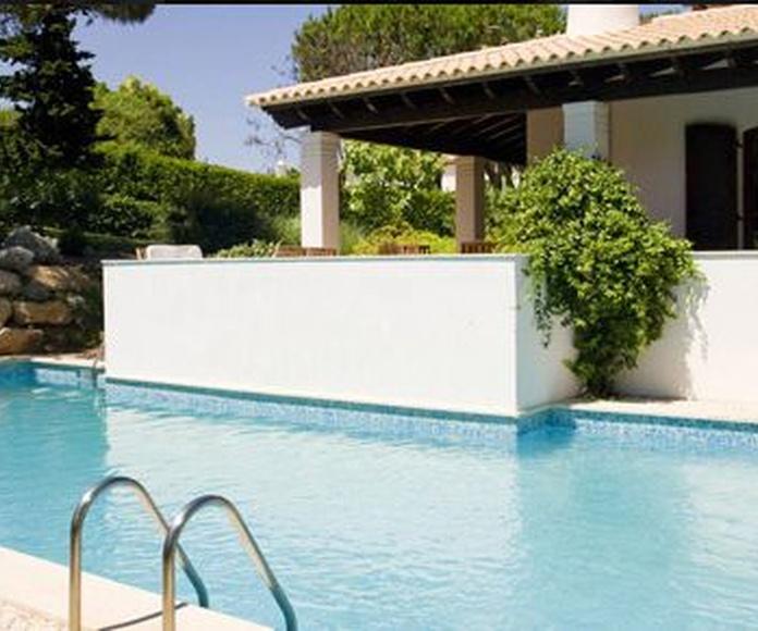 Climatización piscinas con renovables: Servicios de AutoConsun