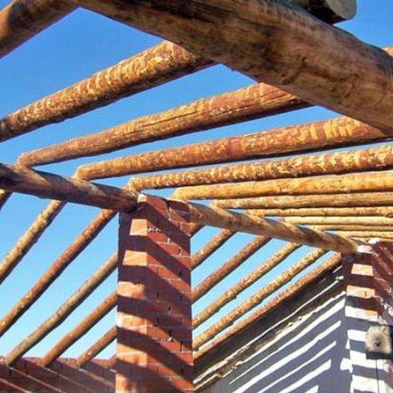 Impermeabilización y rehabilitación de tejados: Servicios de Cosual Obras Y Servicios, S.L.