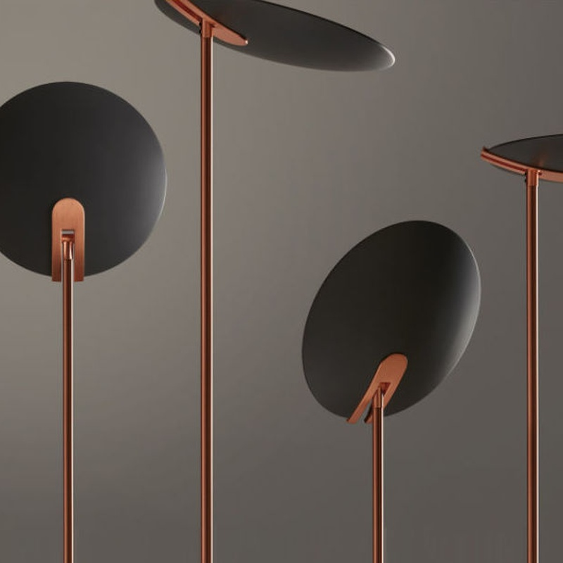 Lámparas de pie: Productos de Mercurio Alumbrado