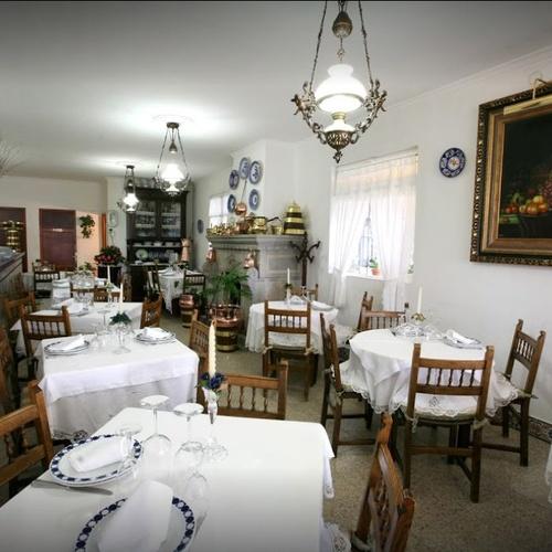Restaurante con vistas al mar en Pontevedra