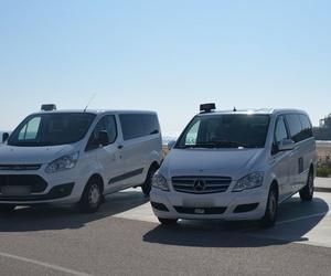 Servicio de taxis a la estación de trenes