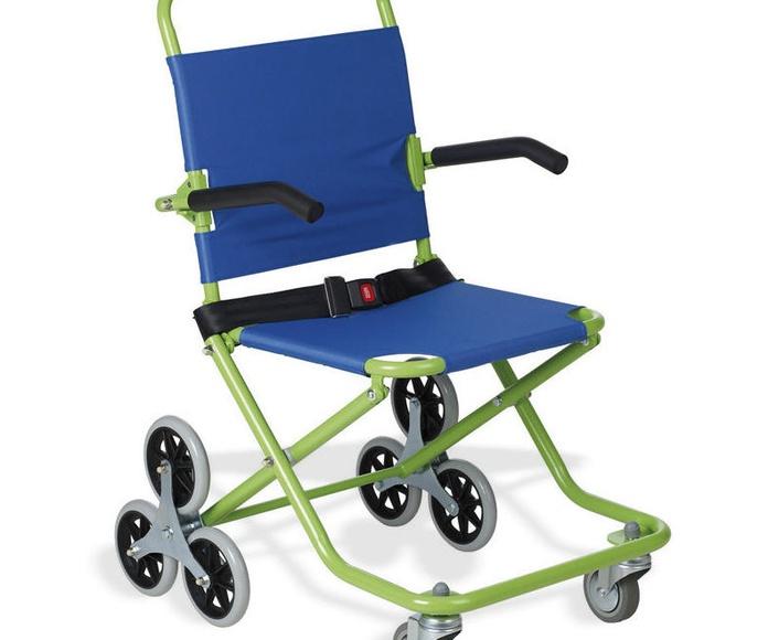 silla roll over para transferencias