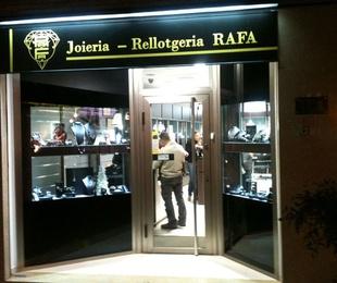 Vitrinas para escaparates en Barcelona