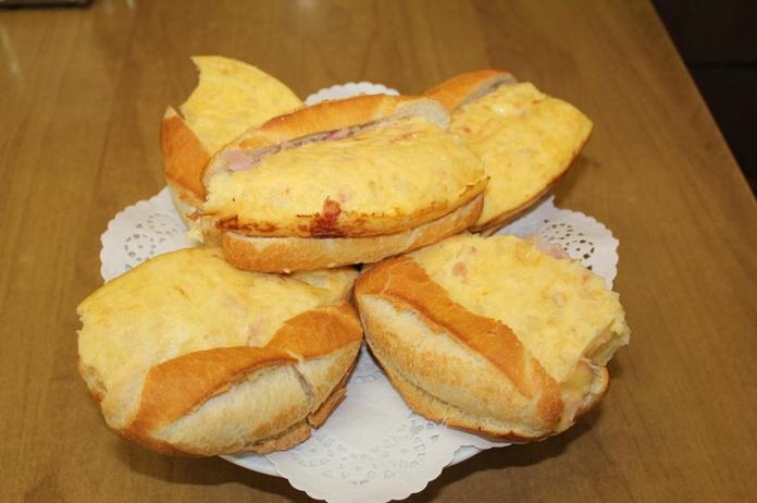 Tortilla de patata rellena: Nuestros productos de Bar Danena