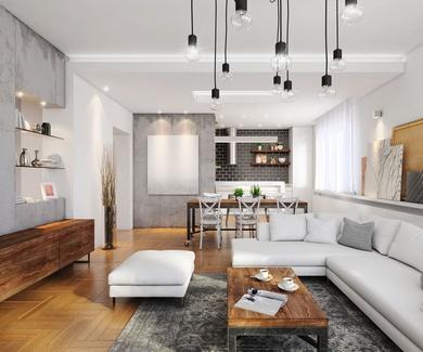 Cómo elegir muebles de salón