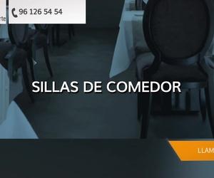 Fabricante de sillas en Málaga | Acomodarte