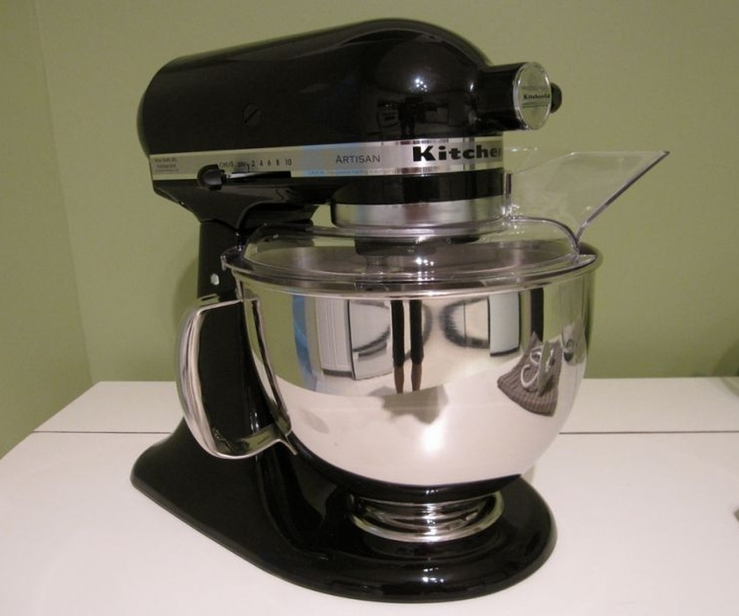 La KitchenAid un electrodoméstico que enamora a quienes lo conocen