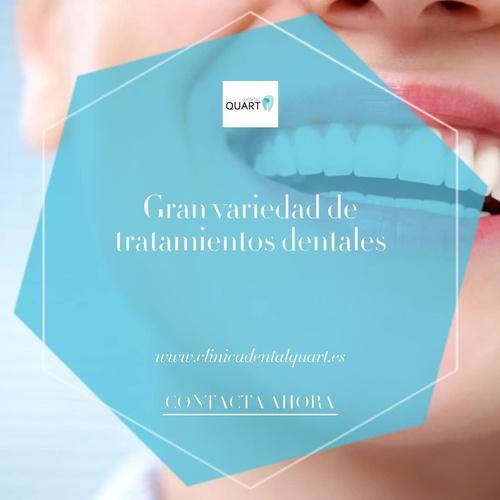 Clínicas dentales en Girona | Clínica Dental Quart