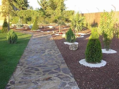 Diseño y mantenimiento de jardines en  | Jardinería Naranjo