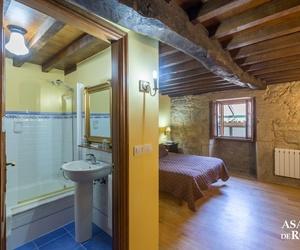 10 habitaciones equipadas con todo lo que tu descanso necesita
