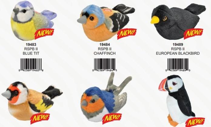 Peluches de animales: Productos de Locum Animalia