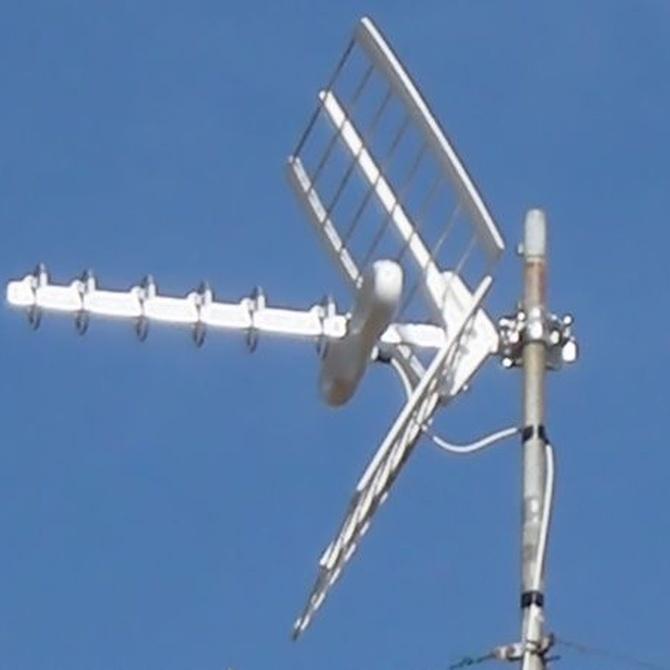 Funcionamiento de las antenas parabólicas