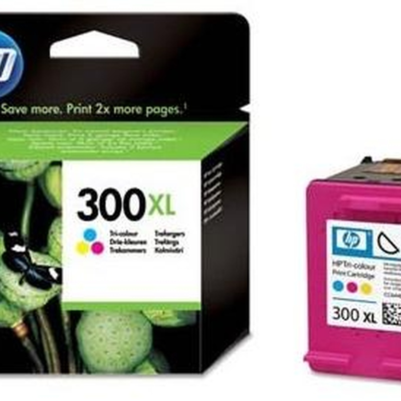 Cartucho HP300XL Color - CC644AE