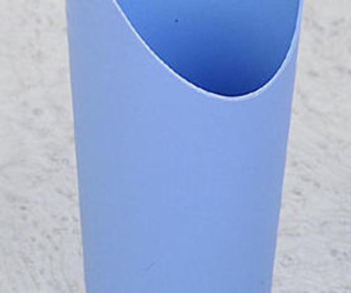 Vaso para inmovilizaciones de cuello