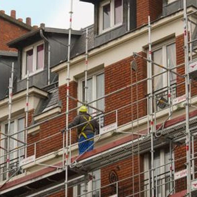 Trabajos verticales: Servicios de Reformas Rueda