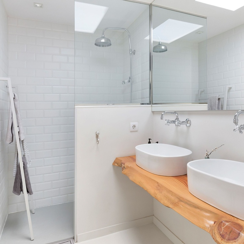 Reformas de baño:  de Jorki Tres